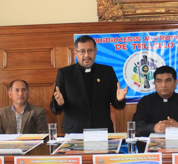 Nuevo rector del Seminario Mayor San Carlos y San Marcelo