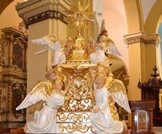 Mañana: 28 ángeles acompañarán procesión del Corpus Christi