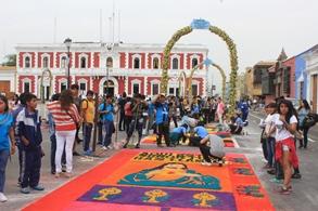 Corpus Christi: Confeccionarán 40 alfombras y 20 arcos