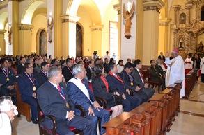 Misa y Te Deum: Arzobispo resaltó desafíos frente al Bicentenario