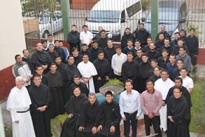 """Seminaristas de Latinoamérica celebraron """"Semana Agustiniana"""" en Trujillo"""
