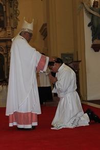 Arzobispo ordenará un nuevo sacerdote y dos diáconos, uno de ellos, proveniente de África