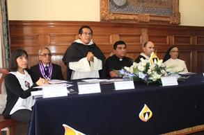 Presentan programa de fiesta por los 800 años de la  Orden Dominicana al servicio de la Iglesia