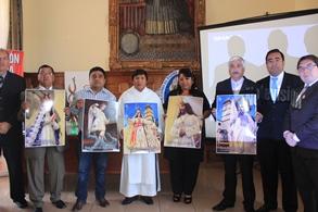Cinco imágenes mercedarias y fieles peregrinarán a la Puerta Santa de la Basílica Catedral