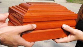Cremación: Acerca de las cenizas de los difuntos