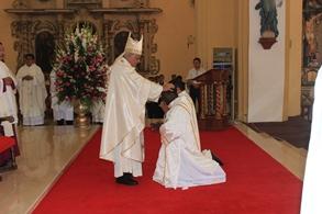 Arzobispo ordenó dos sacerdotes  para la Arquidiócesis de Trujillo