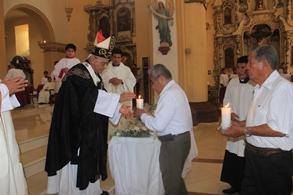 Misa por fallecidos en Moche: Arzobispo invoca a autoridades a una responsabilidad vial