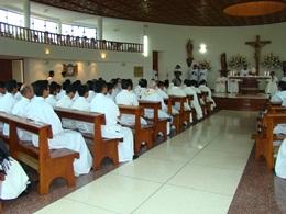 Sobre el fallecimiento de  tres seminaristas y un sacerdote de la Arquidiócesis de Trujillo, en el mar de Las Delicias