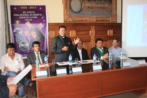 Chiclín: Inicia la Fiesta patronal del Señor de la Caña