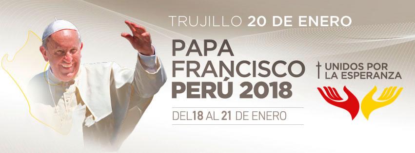 Visita del Papa Francisco: Registro para acreditación de la Prensa