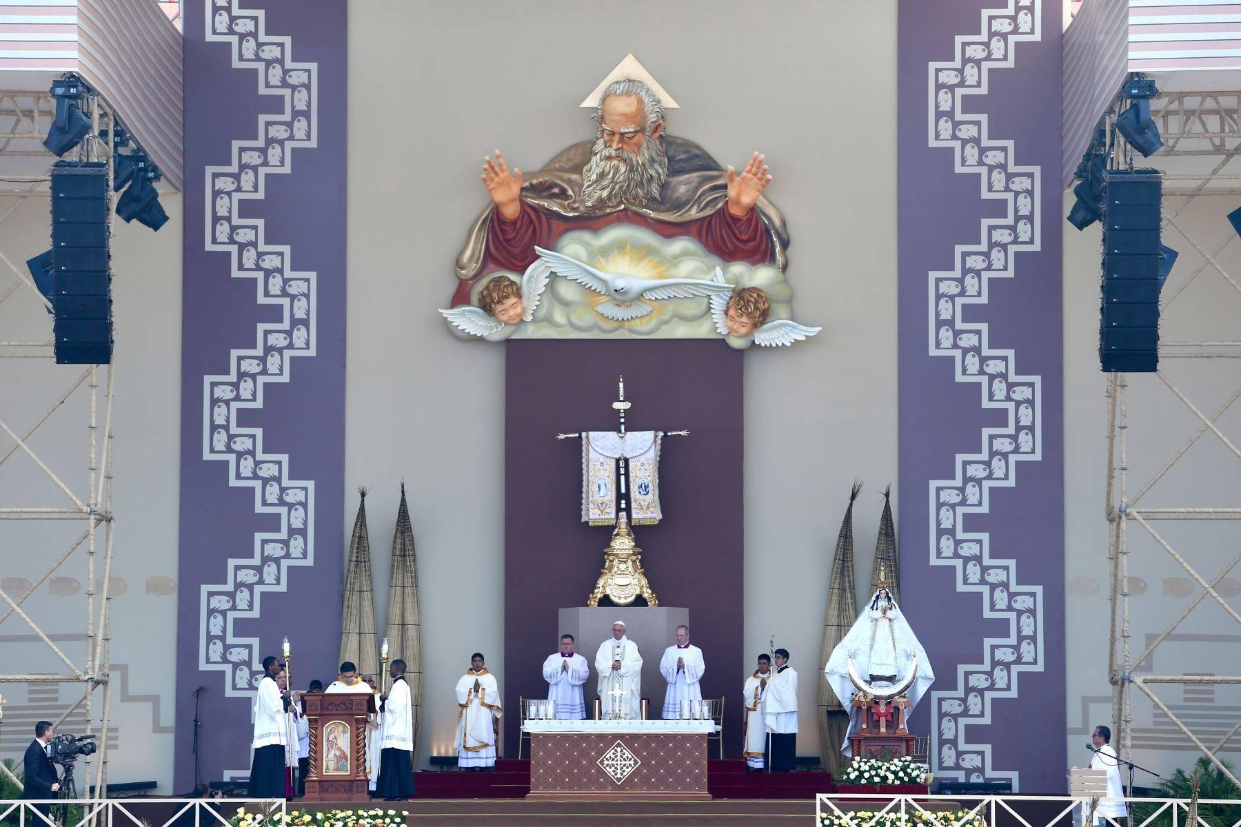 "Arzobispo de Trujillo, tras visita papal: ""Gracias por renovar juntos la esperanza"""