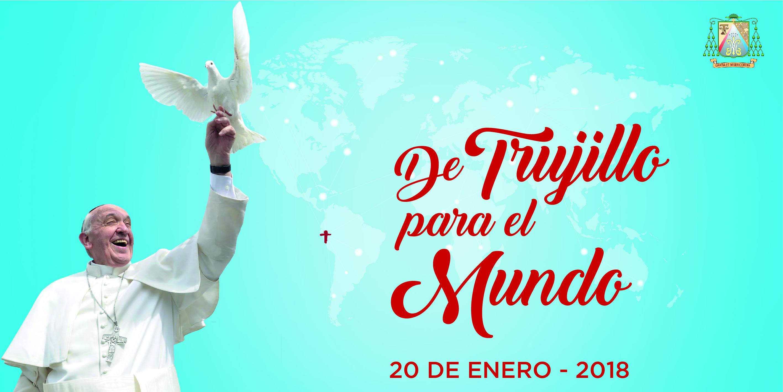 Estas son las 32 sagradas imágenes que participarán de la visita del Papa a Trujillo