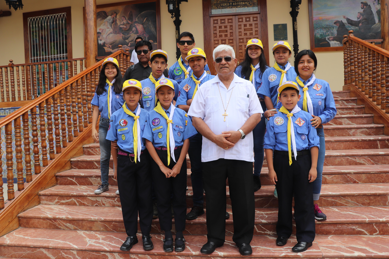 Región Norte:Más de mil Scouts harán labor de servicio en Misa Papal