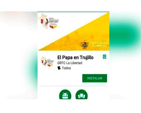 Crean aplicativo para ubicación, alerta y transporte durante la visita Papal