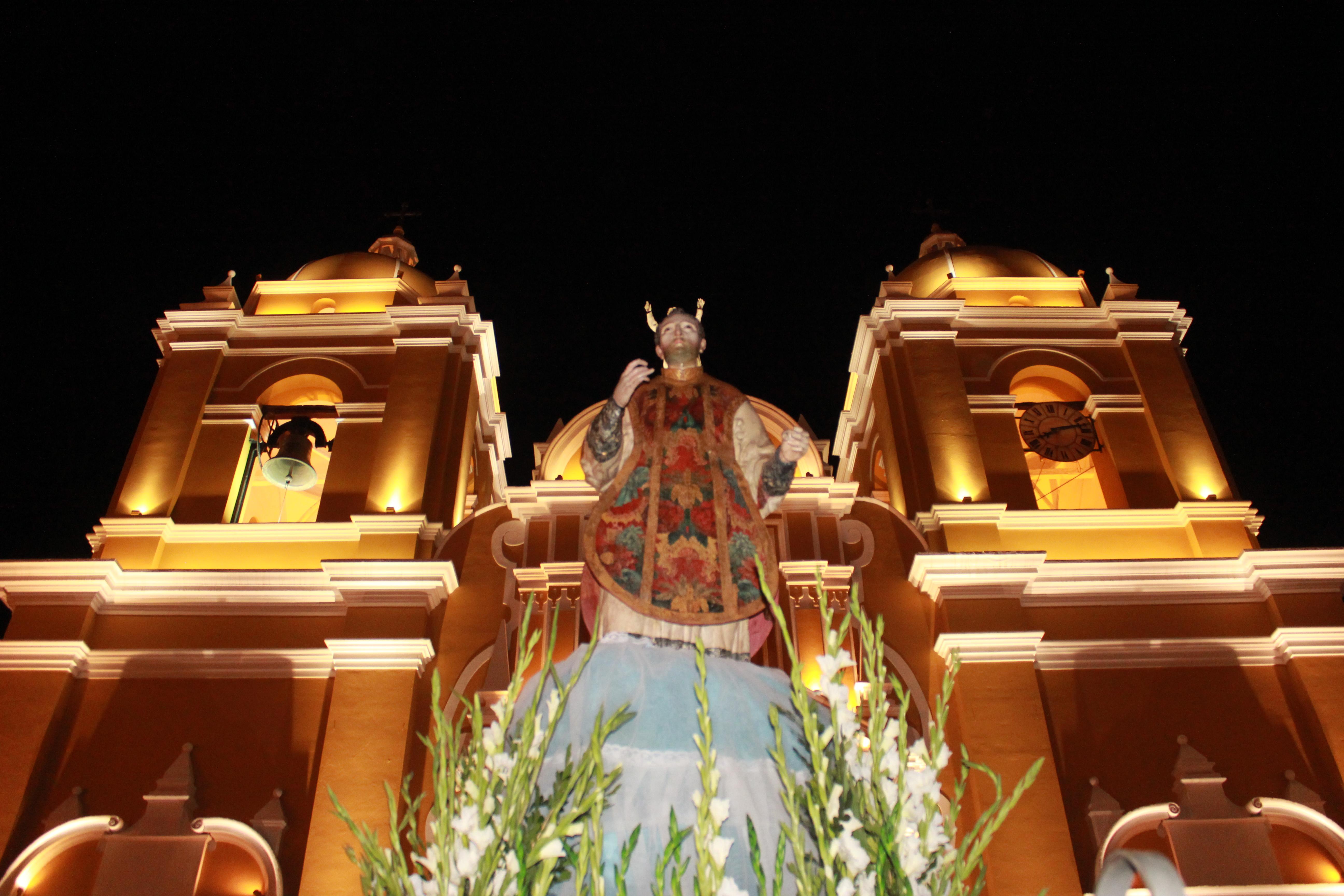 ¿Por qué San Valentín es el patrono de Trujillo?