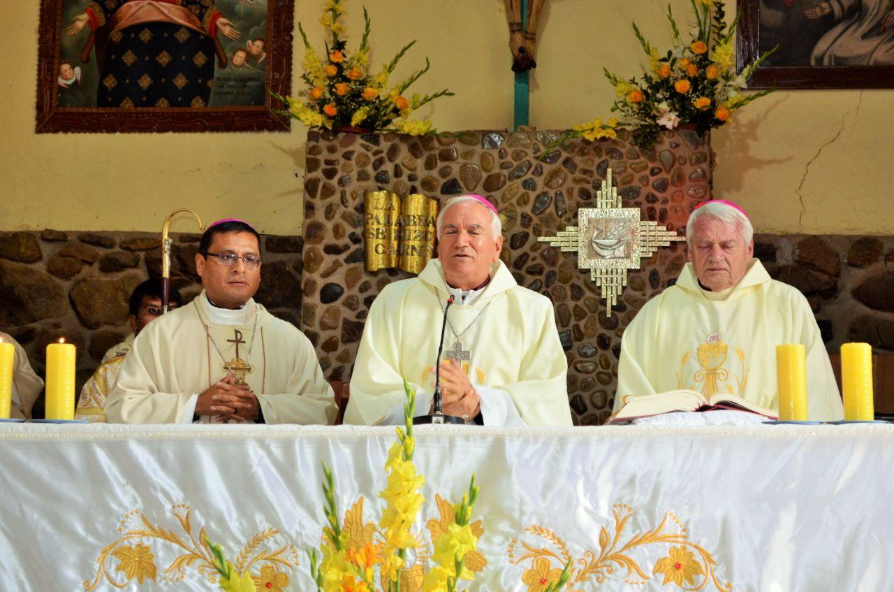 En Trujillo: Papa Francisco nombra a sacerdote agustino, Administrador Apostólico de Chuquibambilla- Apurímac.