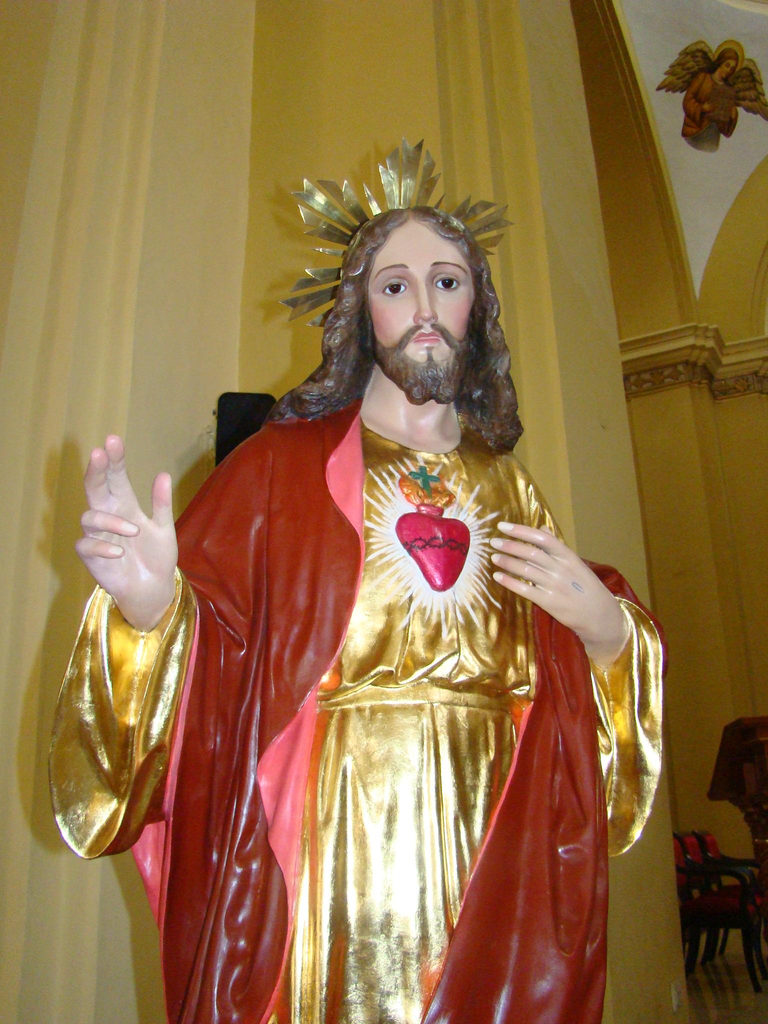 """Basílica Catedral: Inició el Septenario de """"Sagrado Corazón de Jesús"""""""