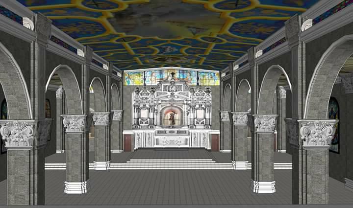 Otuzco: Santuario de la Virgen de la Puerta  será remodelado en su integridad