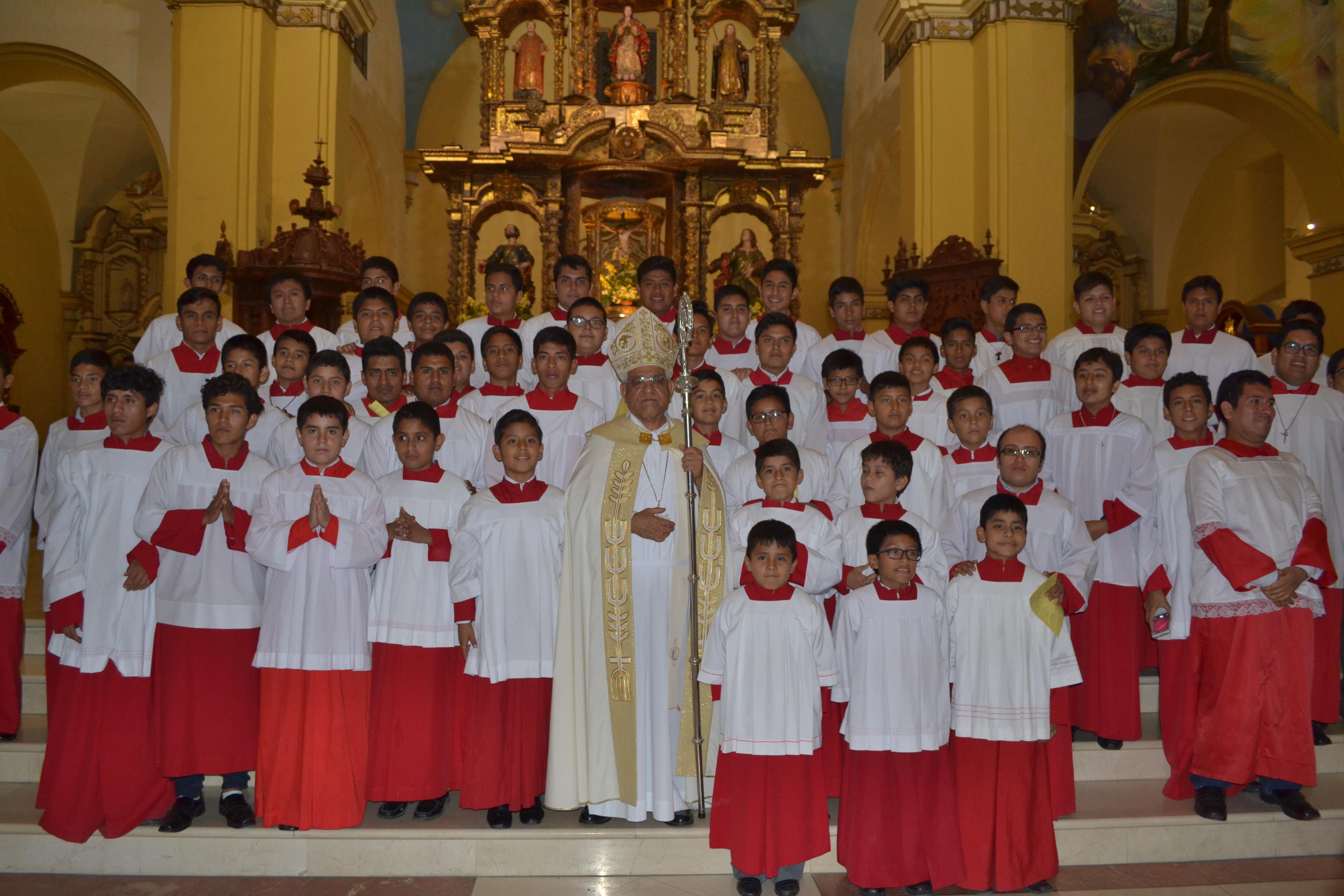 Domingo 12: Monaguillos celebrarán a San Tarsicio, en la Catedral