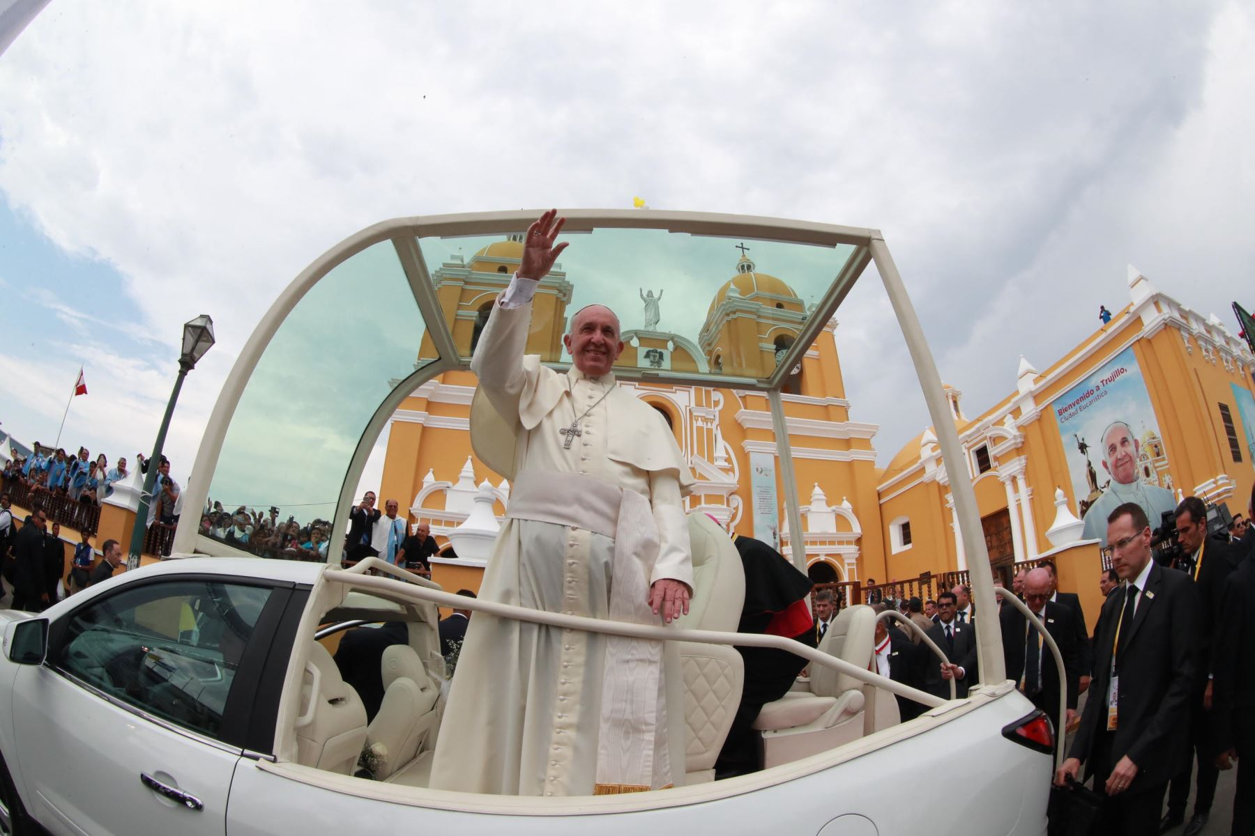 4 de Octubre: Jornada de Oración a nivel nacional por el Papa Francisco