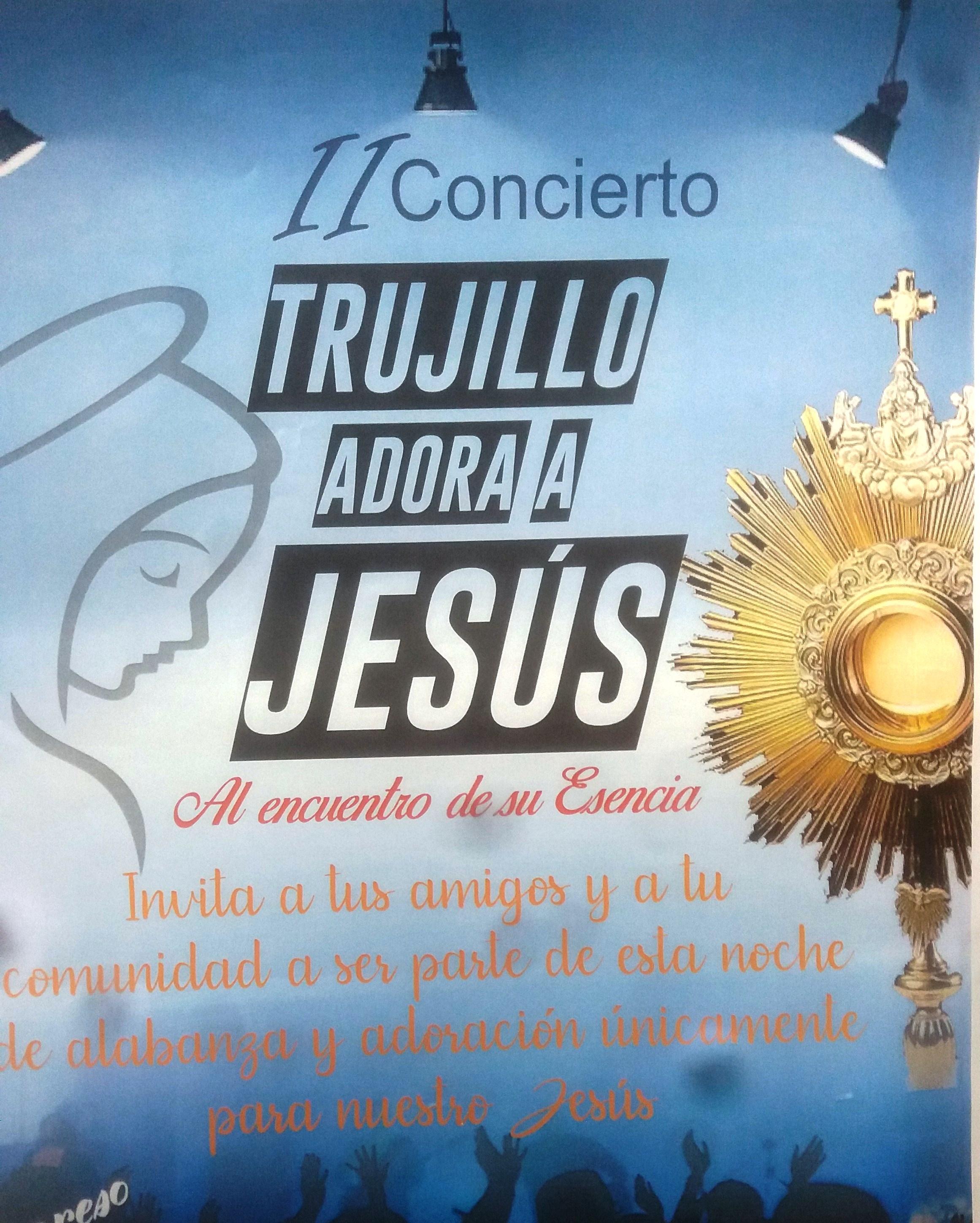 Urb. La Noria: Todo listo para el II concierto musical católico