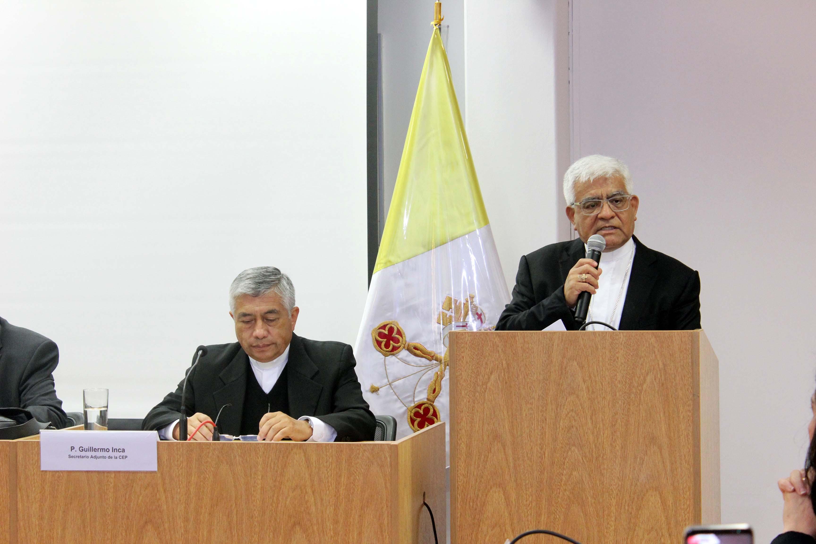 Pronunciamiento de la Conferencia Episcopal Peruana sobre la coyuntura política que vive nuestro país
