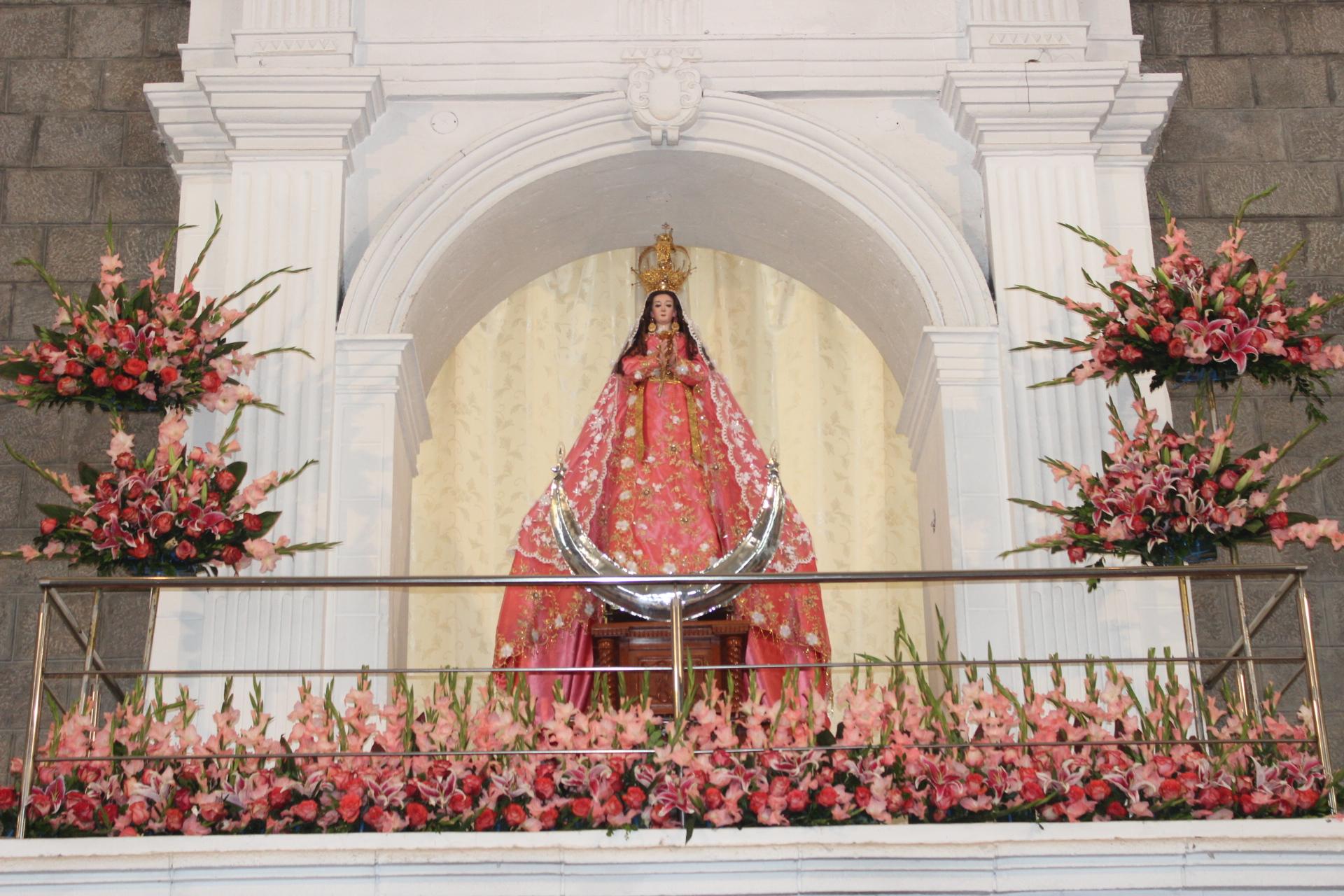 La Esperanza: Realizarán procesión con la Virgen de la Puerta, en el Día Mundial de las Personas con Discapacidad