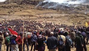 Conflicto en Las Bambas: Pronunciamiento de la Prelatura de Chuquibambilla