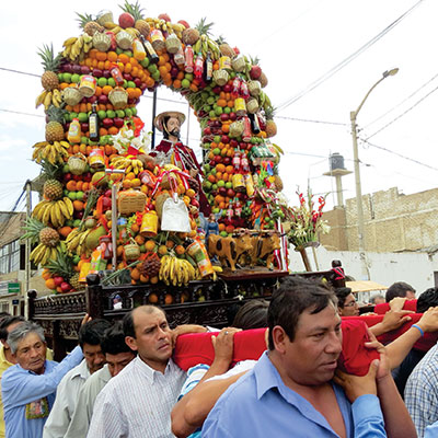 Moche: Celebra la Fiesta de San Isidro Labrador