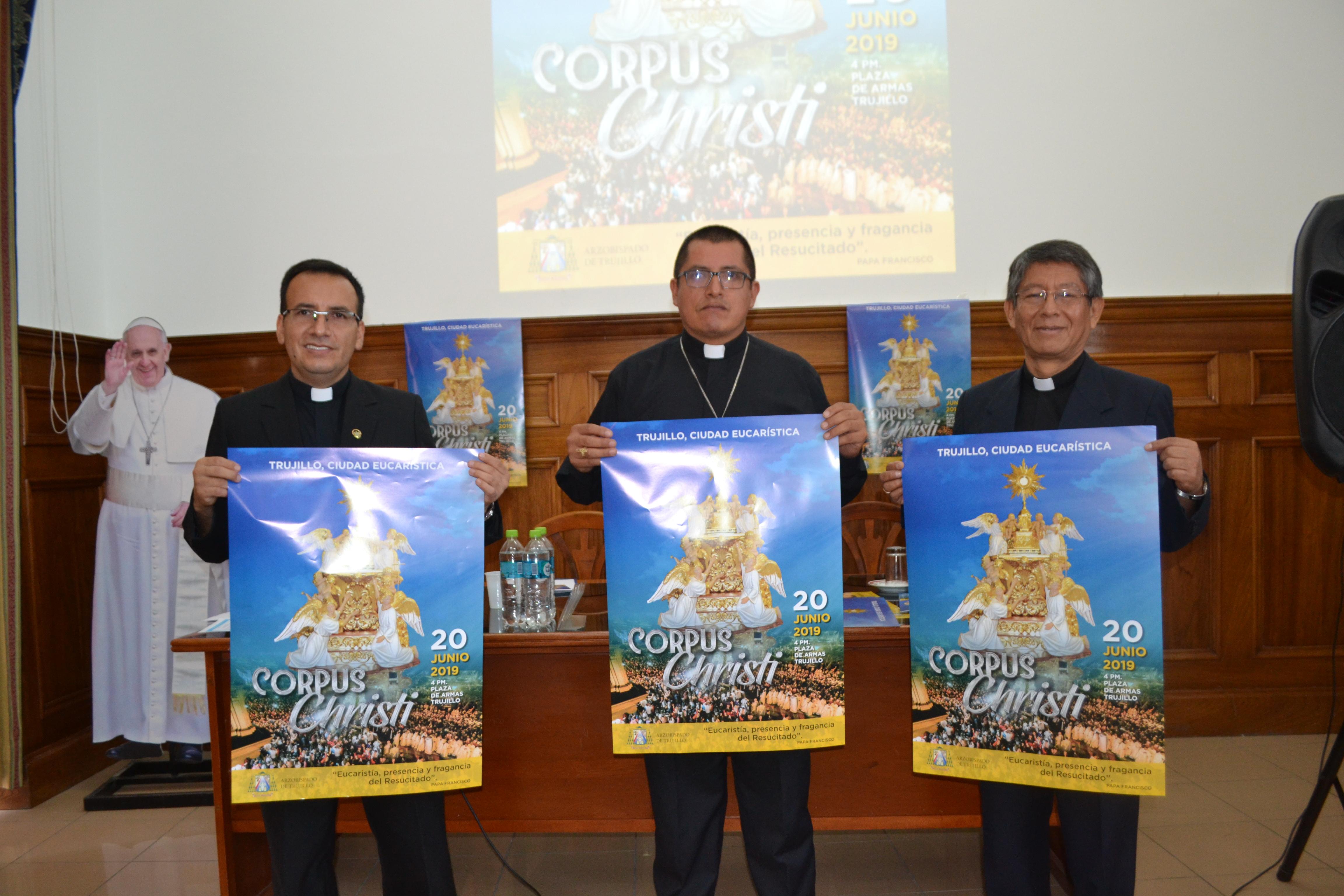 Se anuncia celebración del Corpus Christi Arquidiocesano y Semana Eucarística 2019