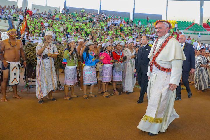 """Día Internacional de las Poblaciones Indígenas: """"Respeto y diálogo con nuestros hermanos"""", pide Pdte. del Celam"""
