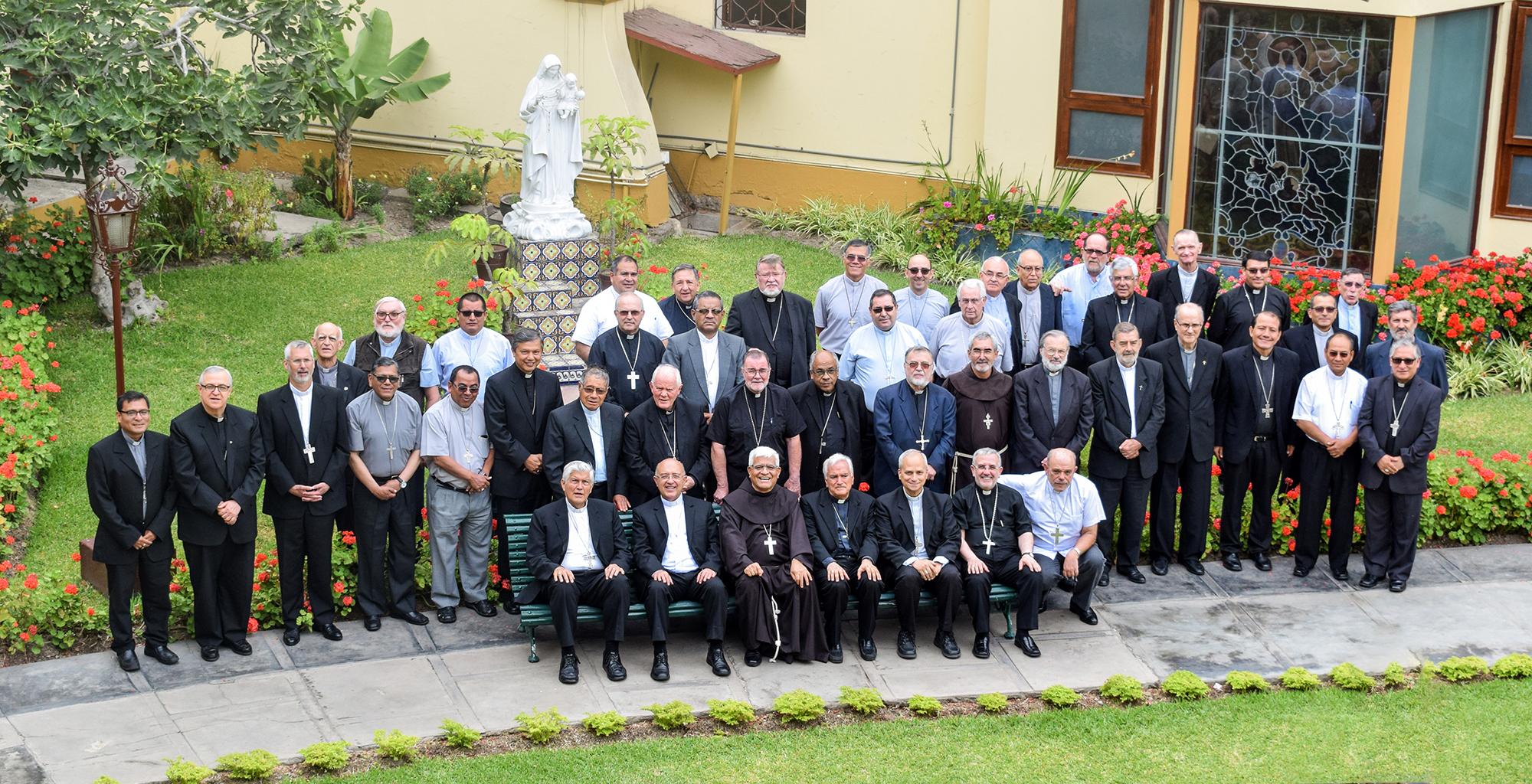 Mensaje de los Obispos del Perú ante la crisis política