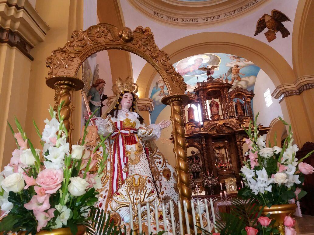 Otuzco: Imagen de Nuestra Sra. de Las Mercedes de Salpo peregrinará a Trujillo por su bicentenario
