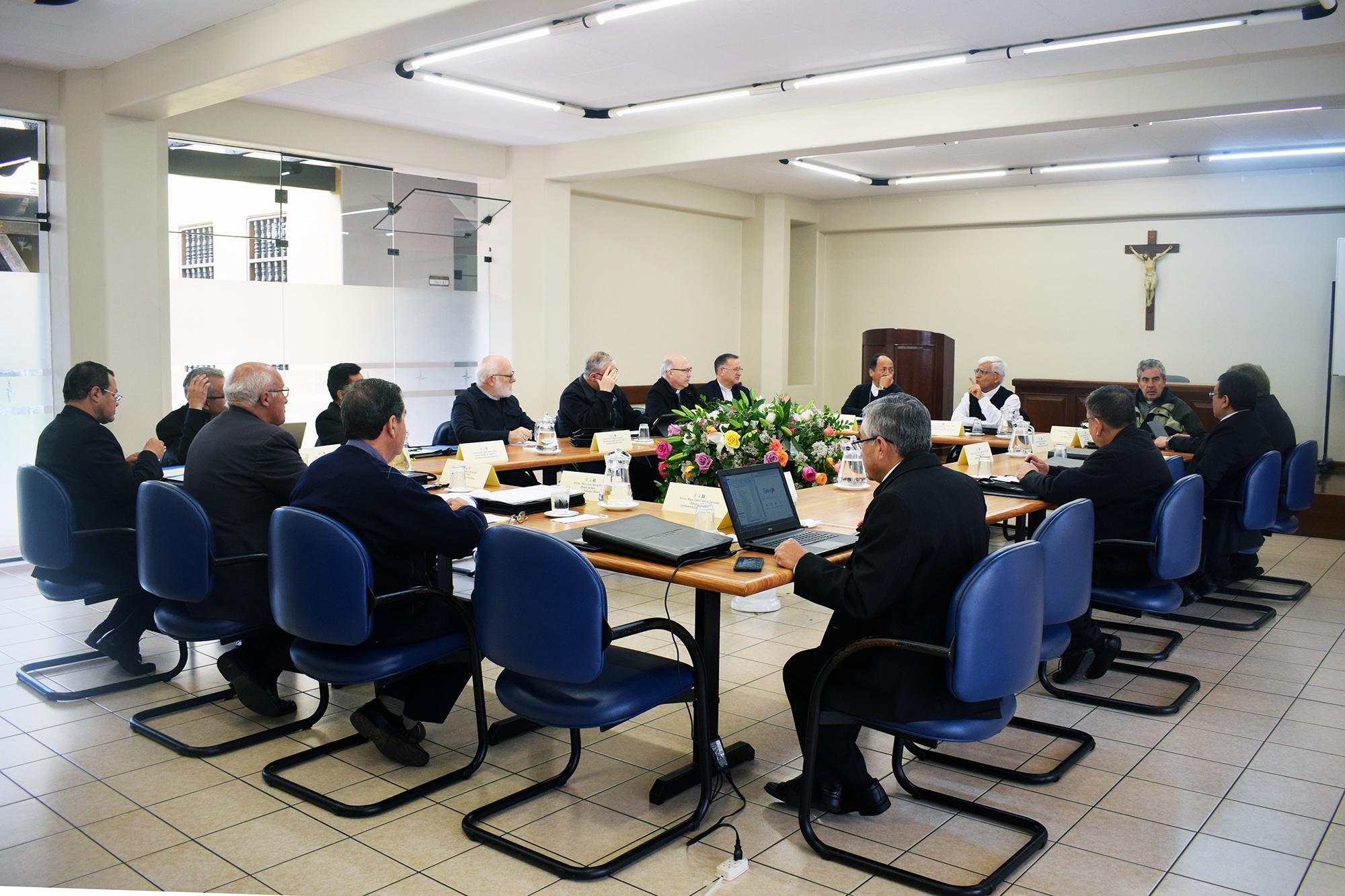 Mensaje del encuentro de los consejos permanentes de las    Conferencias Episcopales de Bolivia, Chile y Perú
