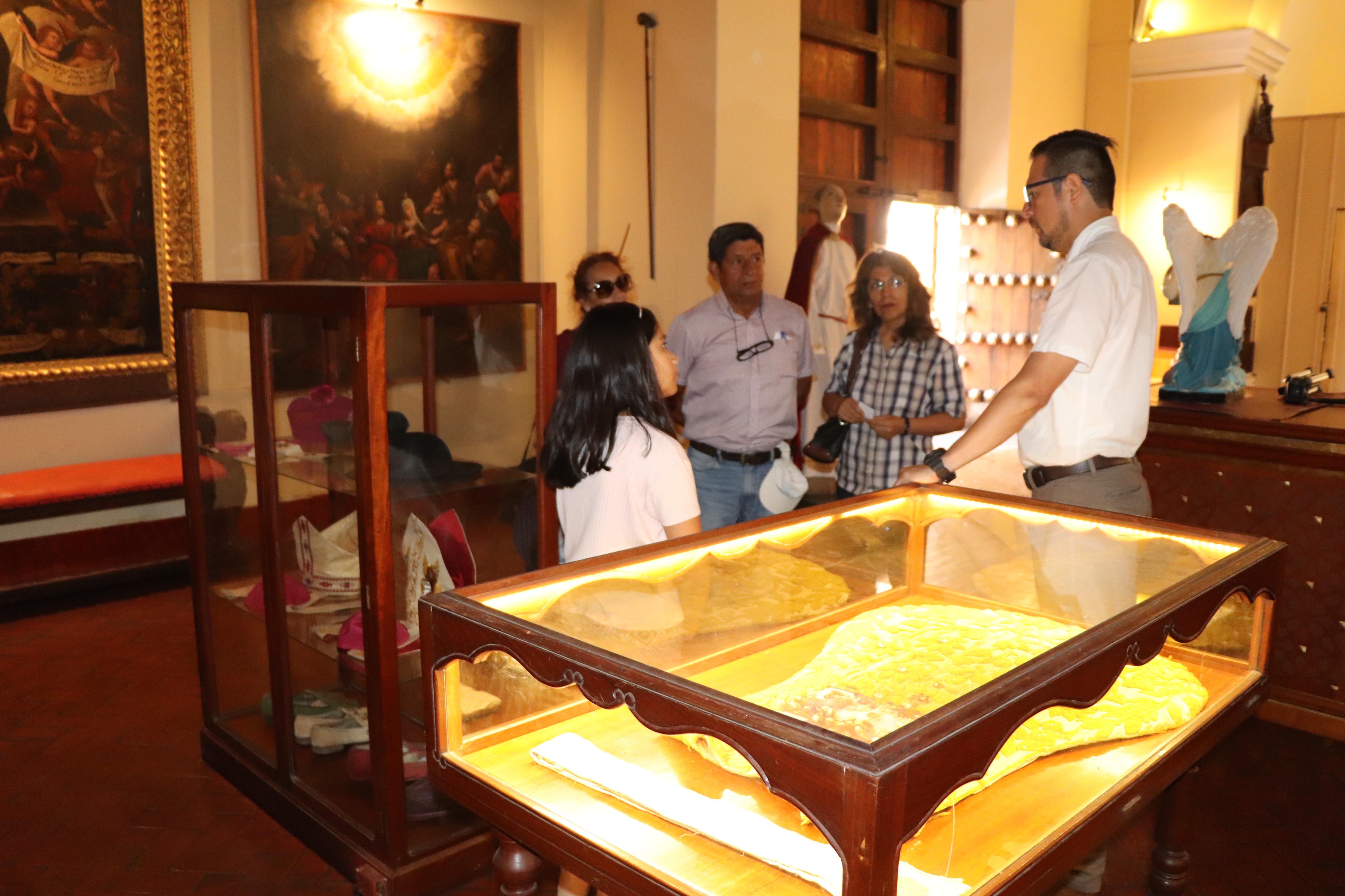Museo Catedralicio reabre sus puertas al público