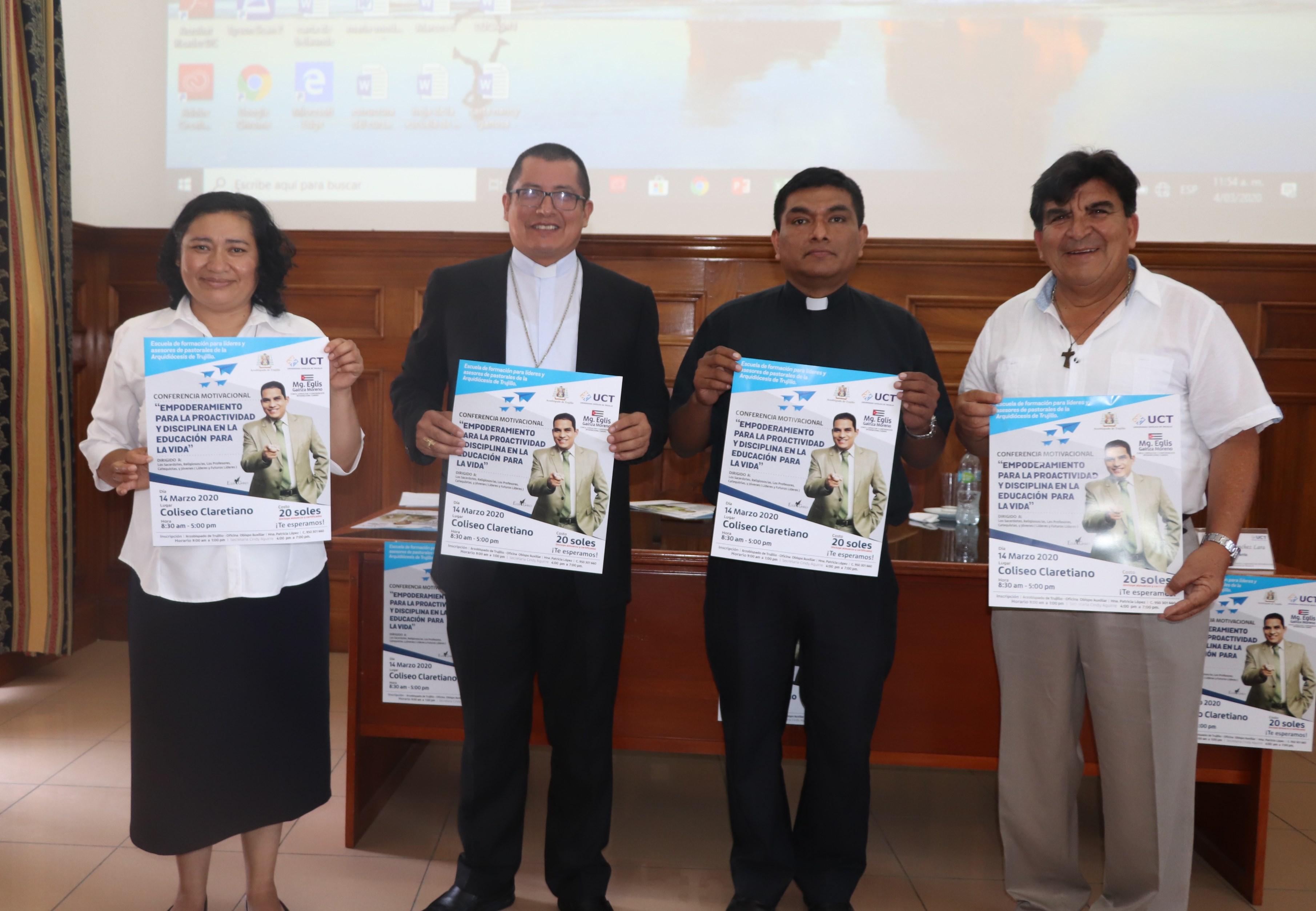 Cubano Eglis Gaínza ofrecerá Conferencia Motivacional sobre proactividad y disciplina para la vida