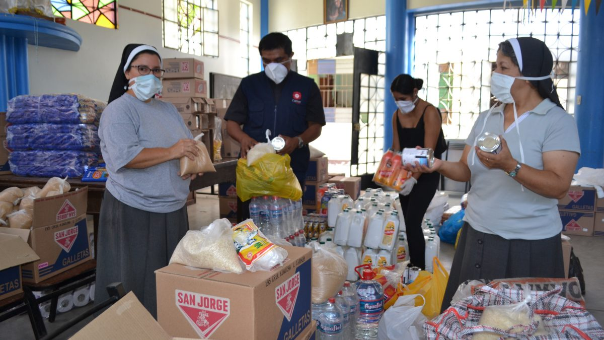 Arzobispado continúa cruzada a  favor de familias afectadas por covid-19