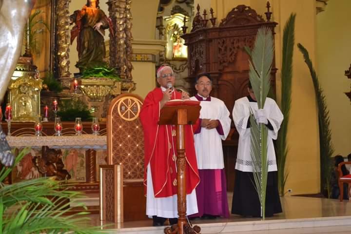Trujillo: Hoy inicia las celebraciones de Semana Santa con Domingo de Ramos