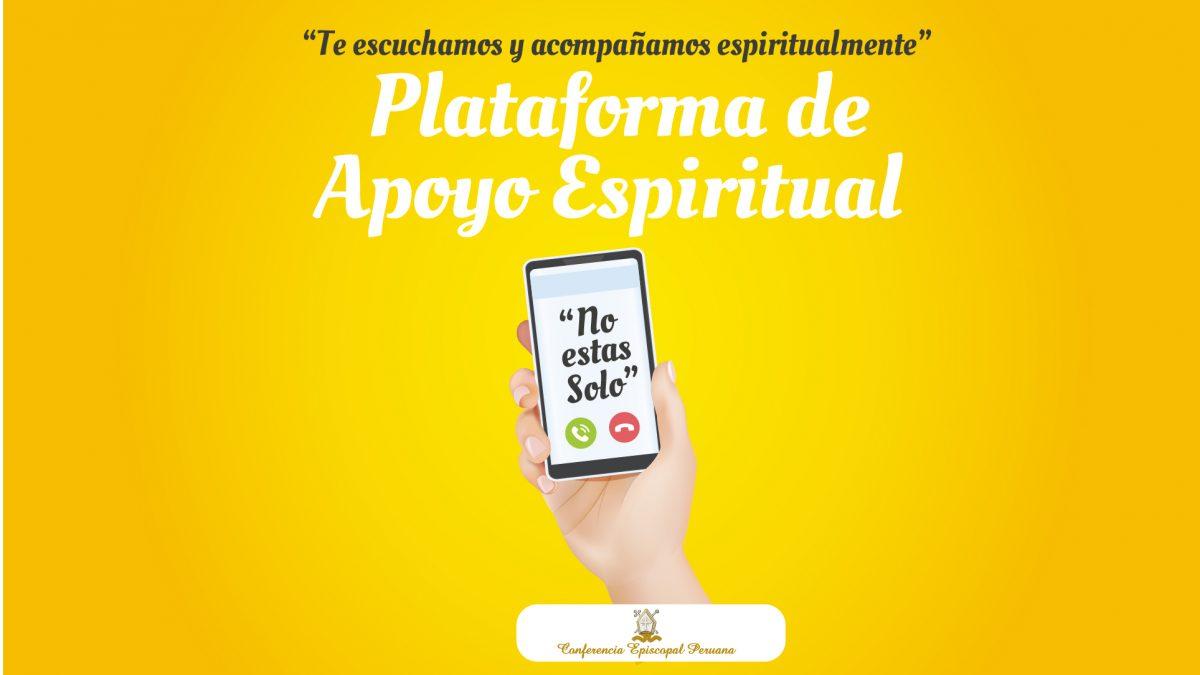 COVID-19: Conferencia Episcopal Peruana lanza plataforma de ayuda espiritual telefónica en todo el Perú