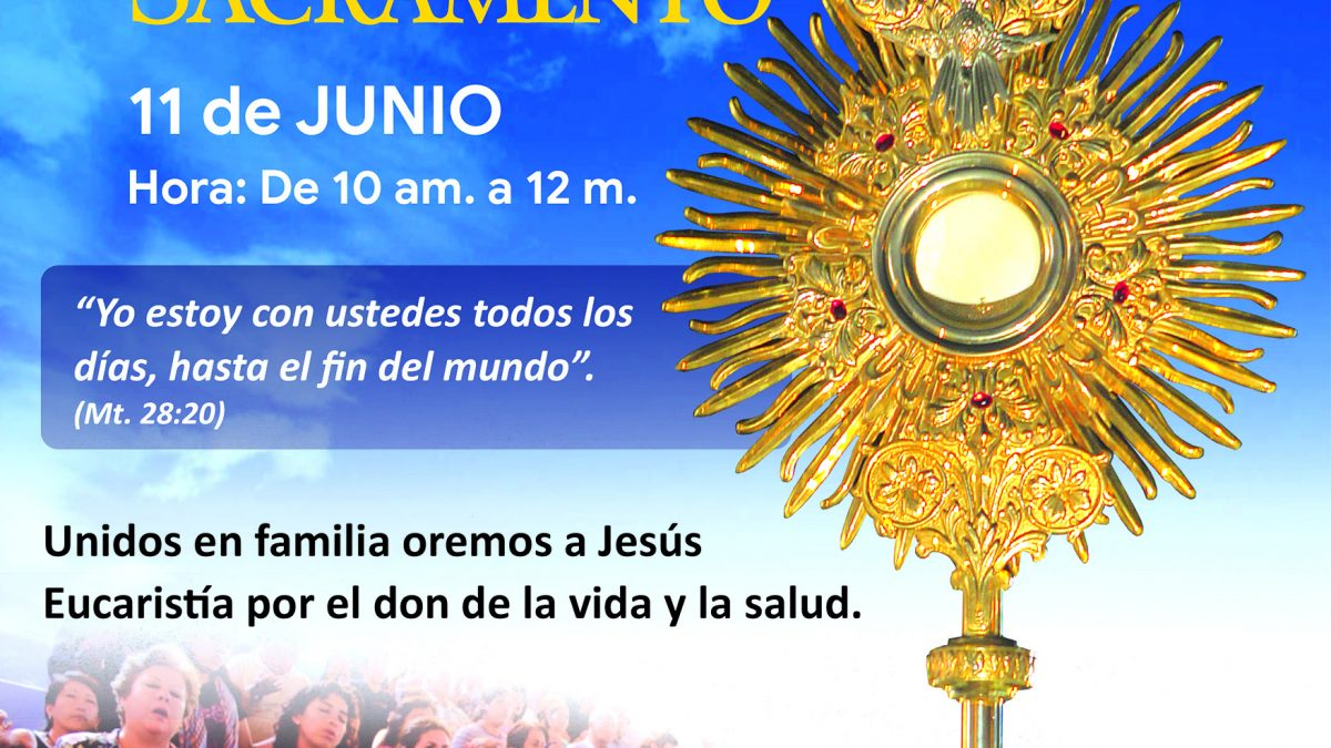 Trujillo celebrará la fiesta del Corpus Christi de una manera singular