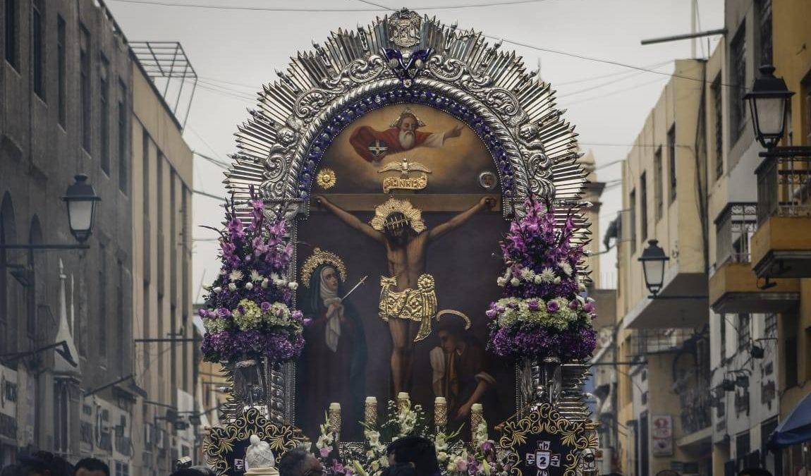 Anuncian festividad virtual en honor al Señor de los Milagros