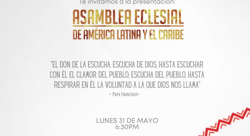 Episcopado Peruano Presentó la primera Asamblea Eclesial de América Latina y el Caribe